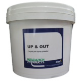 Up and Out Carpet Pre-Spray Powder 10kg