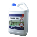 Powergel 5L Thickened Bleach Chlorinated Stain Remover