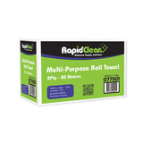 Roll Towel 80m (Carton 16 rolls)