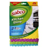 Kitchen Shine Cloth (Pack of 4)