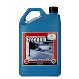 Freedom Sanitiser 5L Ready to Use